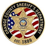 Orange County Sheriff's Department Logo