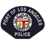 Port of Los Angeles Police Department Logo