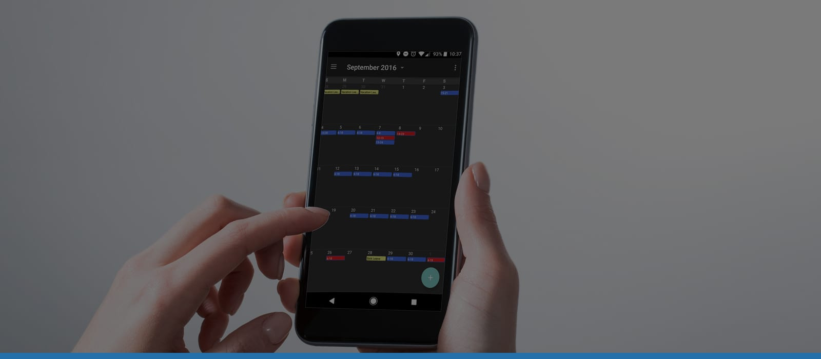 InTime Scheduling App | Put the Schedule in Your Employee's Pockets